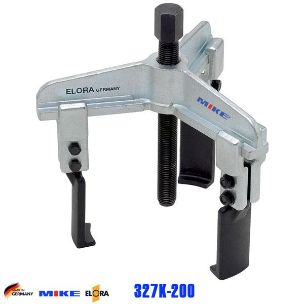 Cảo 3 chấu độ mở 60-200mm ELORA 327K-200, cảo trong - ngoài kết hợp.