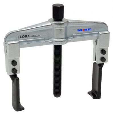 Cảo 2 chấu mở ngàm 60-200mm, cảo ngoài vòng bi, 6,5 tấn. Elora- Germany.