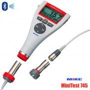 Máy đo độ dày lớp phủ đa năng MiniTest 745 Series. Cảm biến tháo lắp linh hoạt.