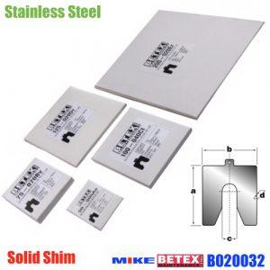 Shim-inox-stainless-steel-shim-betex-shim-mieng