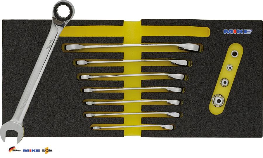 OMS-33 bộ cờ lê tự động vòng miệng