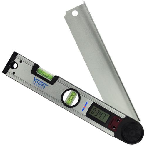 Nivo điện tử 305mm đo góc nghiêng, thước thủy đo nghiêng. Vogel Germany.