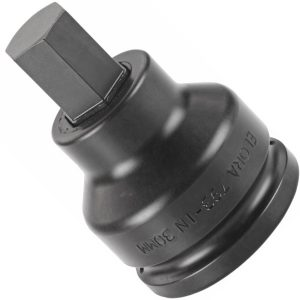 793INA đầu khẩu lục giác đen hệ inch loại impact socket đầu vuông 1.1/2 inch