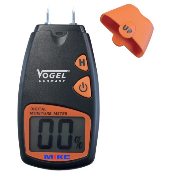 Máy đo độ ẩm vật liệu, đo độ ẩm gỗ, độ ẩm ngũ cốc. Sử dụng 4 cây kim.