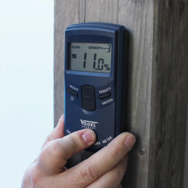 641007 Đo độ ẩm gỗ không tiếp xúc 4%-80%. Digital Moisture Meter.