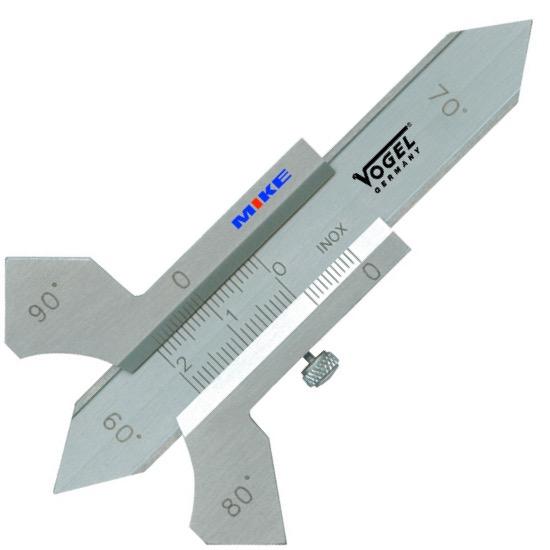 Thước đo chiều cao đường hàn 0-20mm. Thước đo đường hàn
