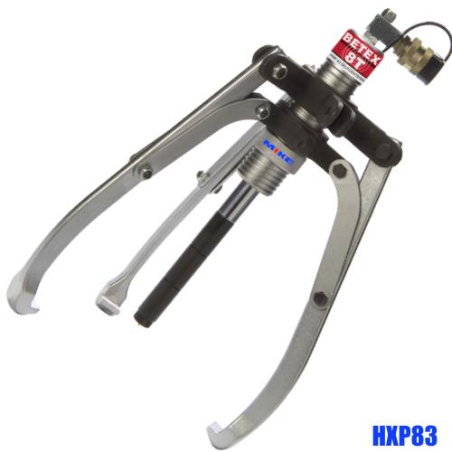HXP83 Cảo thủy lực 8 tấn BETEX , 2/3 chấu tự định tâm, độ mở max 460mm