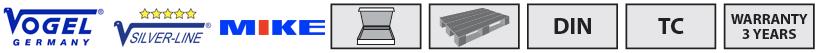 Granite Measuring Plates. Control Plates. Vogel Germany