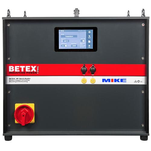 Máy gia nhiệt trung tần 44kW. MF Quick Heater. Thế hệ 3.0