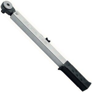 Cần xiết lực 40-200 N.m ELORA 2185-200, đầu vuông 1/2 inch. Torque wrench.