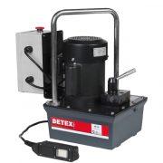 Bơm thủy lực dùng điện EP13S, 700 bar, dung tích 3 lít, bơm đơn trình.