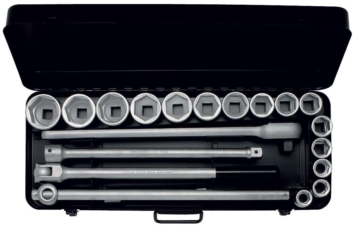 bộ tuýp khẩu socket 3/4 inch ELORA Germany.