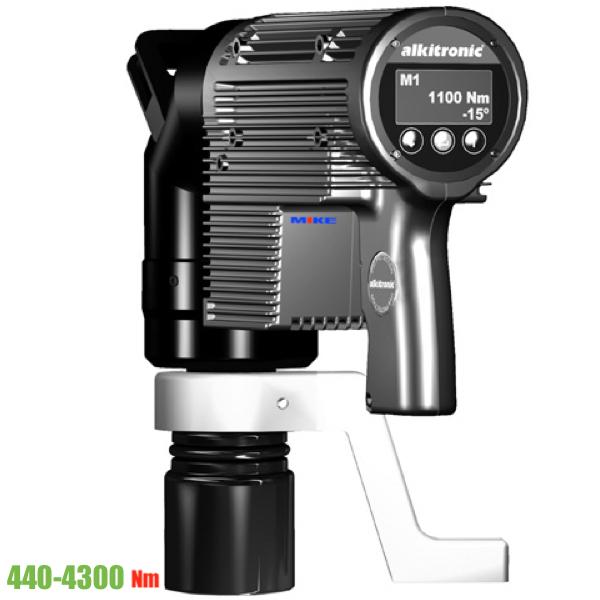 Bộ nhân lực momen ECWip80 hoạt động bằng điện, lực xiết 440-4300 Nm, vuông 1.1/2 inch.