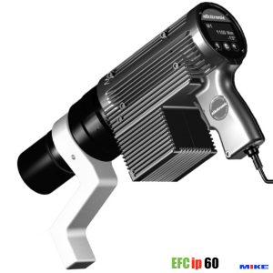 Cờ lê nhân lực EFCip60, máy xiết bulong chạy điện 450-2450 Nm. vuông 1 inch.