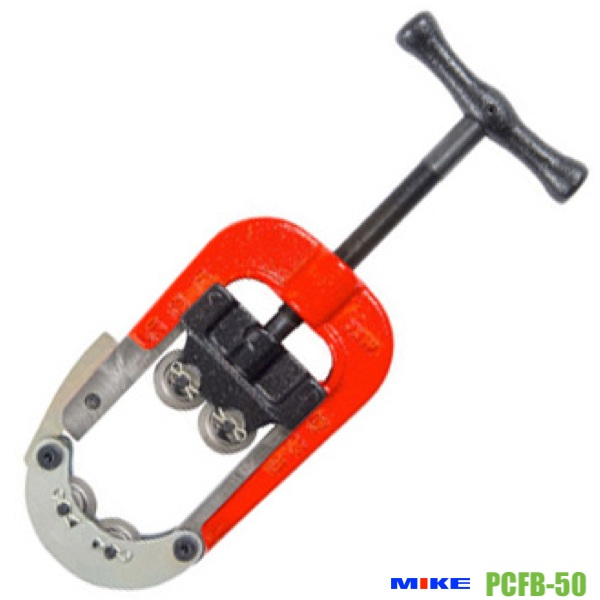 Dao cắt ống 4 lưỡi PCFB-50, đường kính ống từ 21 - 64 mm. Sản xuất tại Nhật Bản.