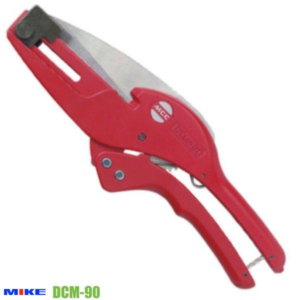 Kéo cắt nẹp nhựa 12 inch, cắt ống bao nhựa DCM-90. Sản xuất tại Nhật Bản.