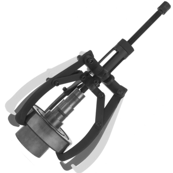 Cảo vòng bi 12 tấn, độ mở max 380mm. BETEX MSP 2/3-380, 3 chấu.