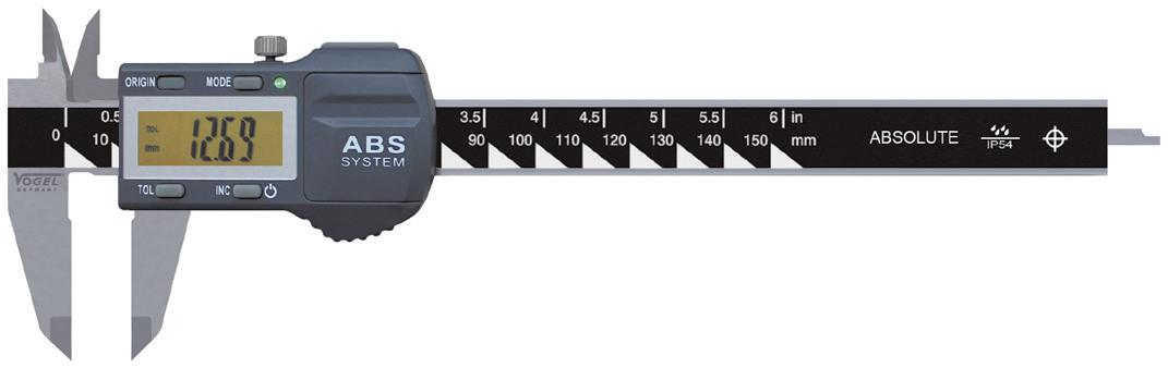 thước kẹp điện tử dòng 20218 series Vogel Germany