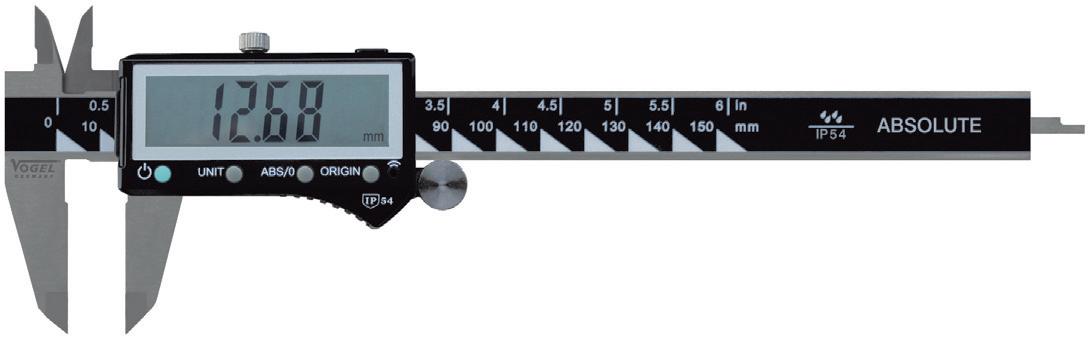 thước cặp điện tử kết nối bluetooth Vogel 20242 Series