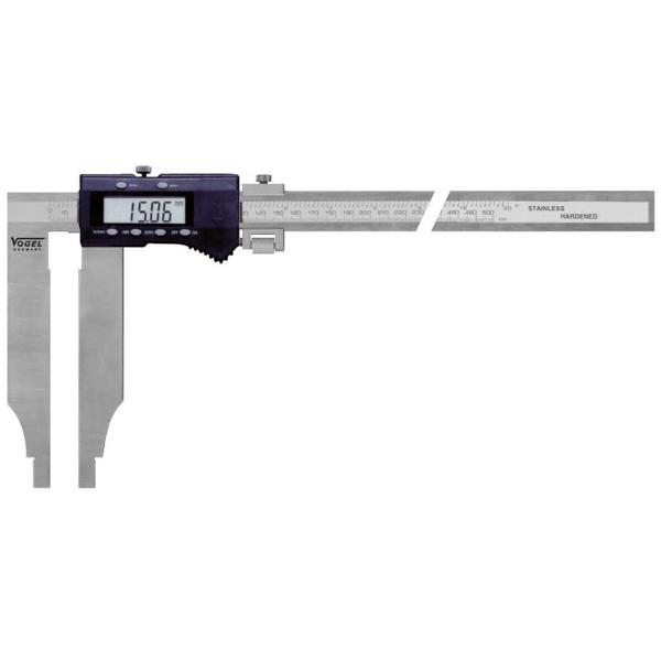 Thước kẹp điện tử 500 mm x 150mm, ngàm cặp đơn, mini USB. Digital Workshop Calipers.