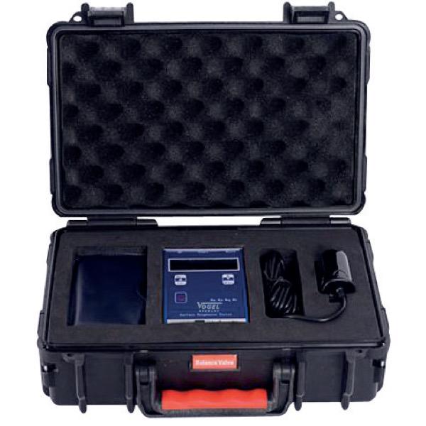 657120 Máy đo độ nhám cầm tay, Ra từ 0.05-10 µm, Rz 0.1-50 µm.