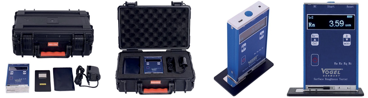 Digital Surface Roughness Tester