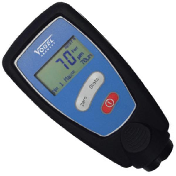 Máy đo độ dày sơn vạn năng, chống thấm nước, cấp bảo vệ IP52.