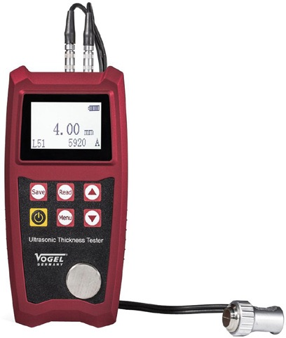 Ultrasonic Thickness Gauge Vogel 480261