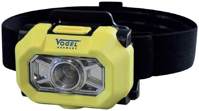 Đèn đeo trán chống cháy nổ Vogel Germany. Chuẩn ATEX.