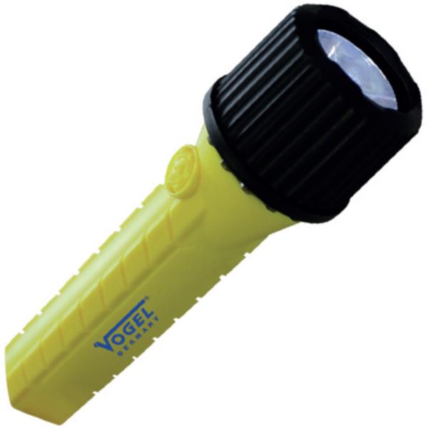 Đèn pin chống cháy nổ ATEX 1354X, cấp bảo vệ IP67, chiếu xa 114m.