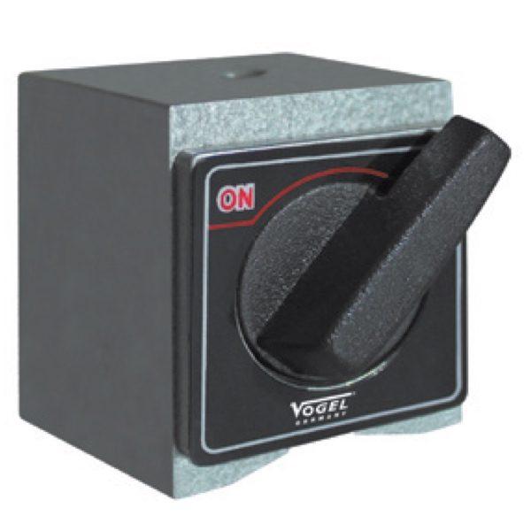 252014 đế từ phụ kiện 36x30x35 mm, cho đế gá đồng hồ so, ren M5.
