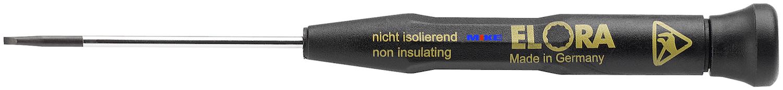 Tuốc nơ vít dẹt chống tĩnh điện ESD. ELORA Germany.