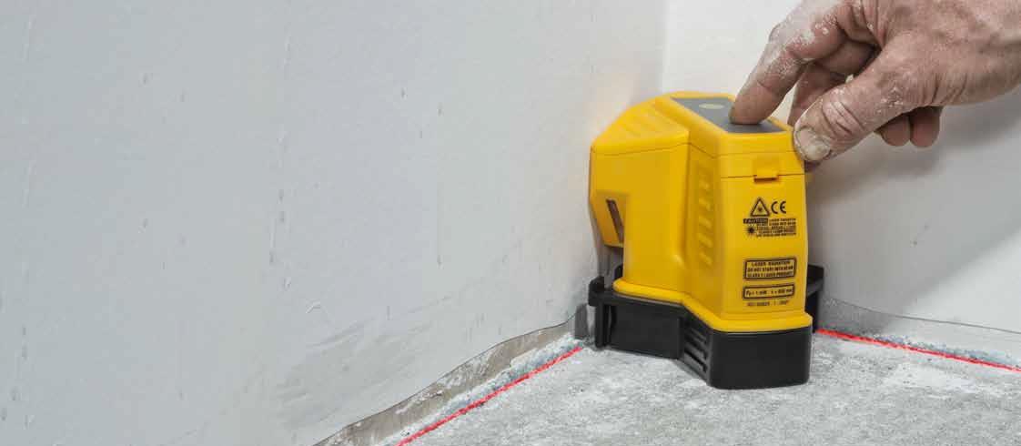Máy laser ke góc vuông FLS90