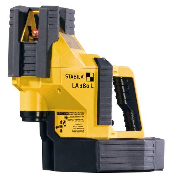 Máy cân bằng laser đa tia LA180L, 4 chức năng, khoảng cách 20m, 100m, chống nước mưa.