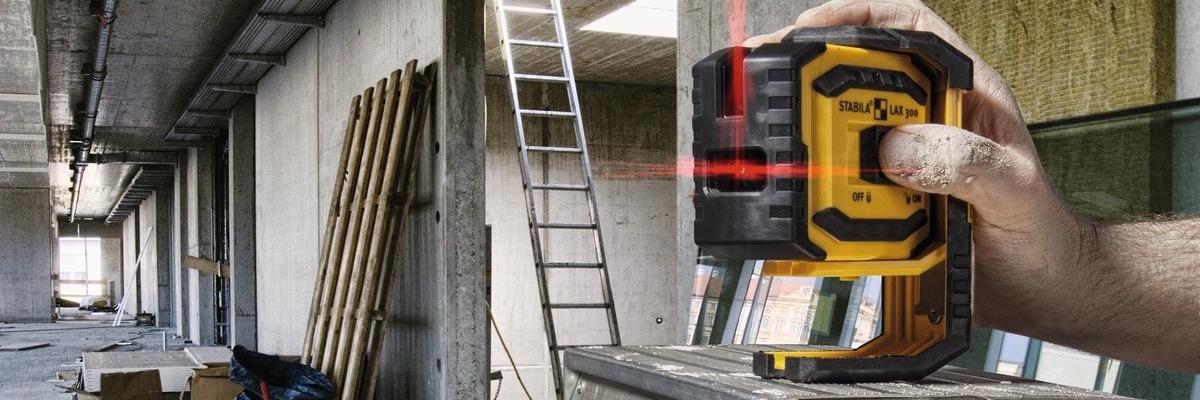 Máy vạch đường đồng mức bằng tia laser LAX300