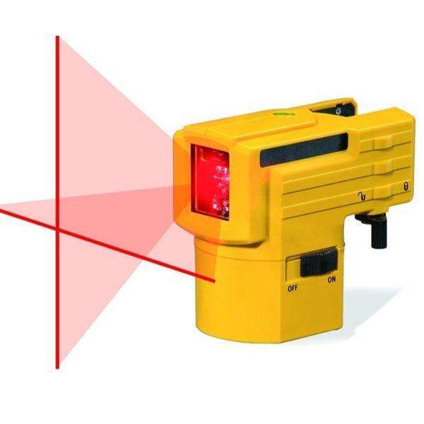 Máy cân mức bằng tia laser LAX50, khoảng cách 10m, tia laser đỏ, pin liên tục 30h.