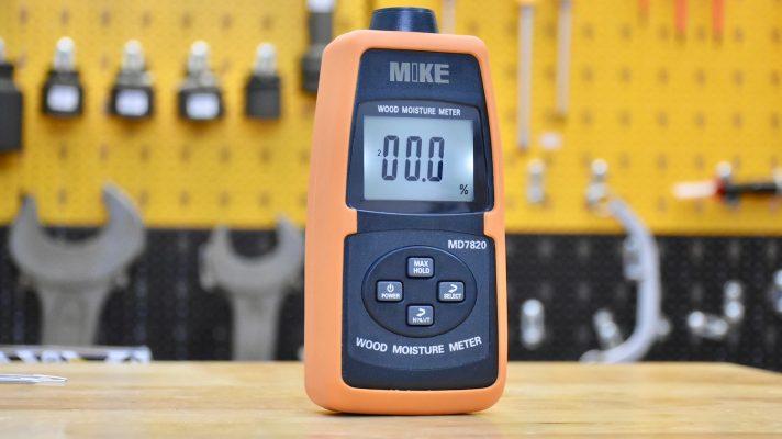 Đo độ ẩm gỗ, bê tông, tường xây, nguyên lý và phương pháp đo.