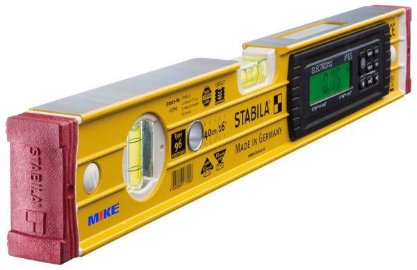 Thước thủy điện tử 400mm, 40cm Stabila