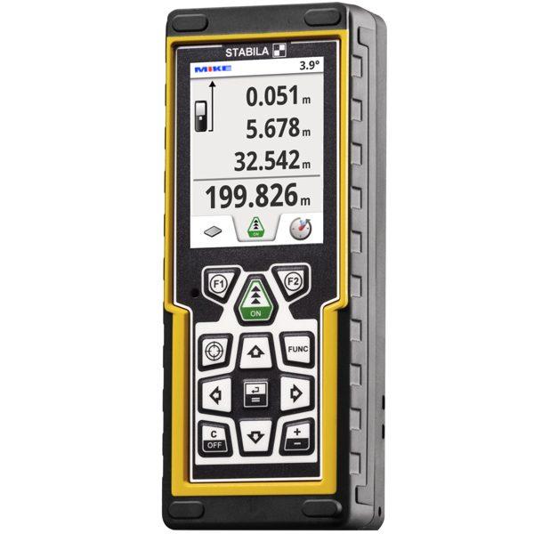 LD520 máy đo khoảng cách bằng tia laser, chụp ảnh, 200m, kết nối smart phone