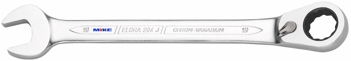 cờ lê vòng miệng tự động loại gạt đảo chiều ELORA 204-J