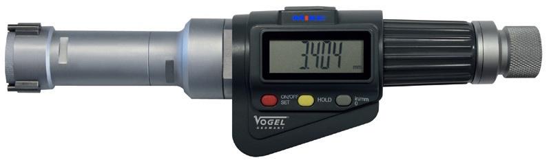 panme 3 chấu điện tử đo lỗ Vogel Germany 2364