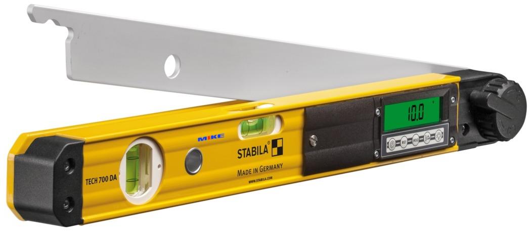 TECH 700DA thước đo góc điện tử 3 trong 1. Stabila Germany.