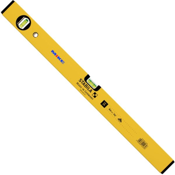 02286 thước thủy 800 mm độ chính xác 0.029 độ hoặc 0.5mm, Series 70