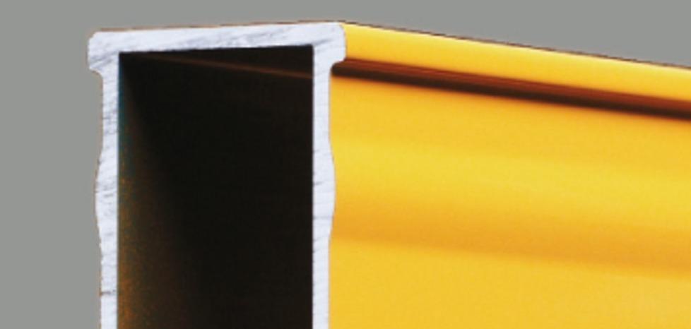 khung nhôm cường lực của Stabila dùng cho thước thủy