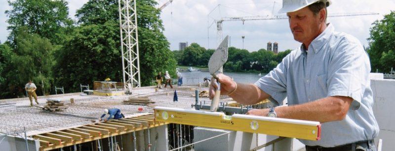 nivo cho thợ xây dựng