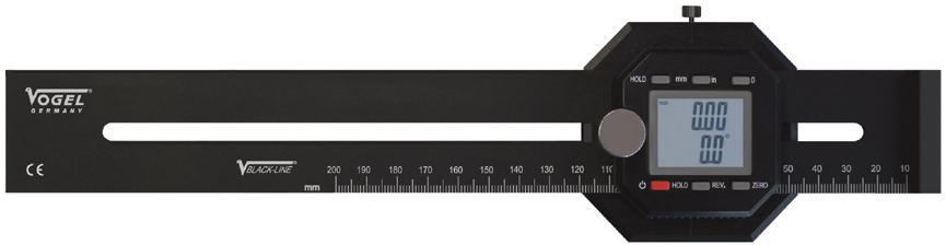 thước thợ mộc điện tử Vogel Germany