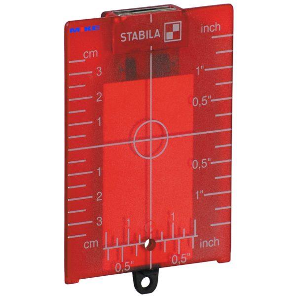 16877 Tấm phản quang tia lser màu đỏ, hoạt động ngoài nắng
