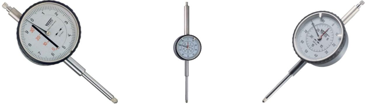 Đồng hồ so chân dài Vogel Germany