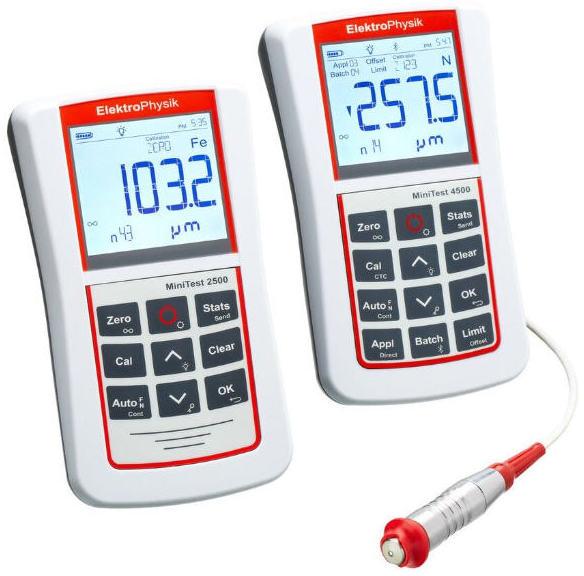 máy đo độ dày lớp sơn phủ Minitest 2500-4500