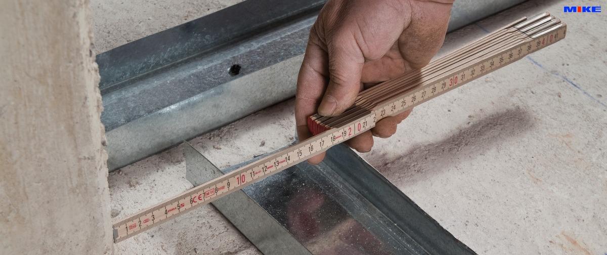 Ứng dụng của thước gỗ sồi Stabila